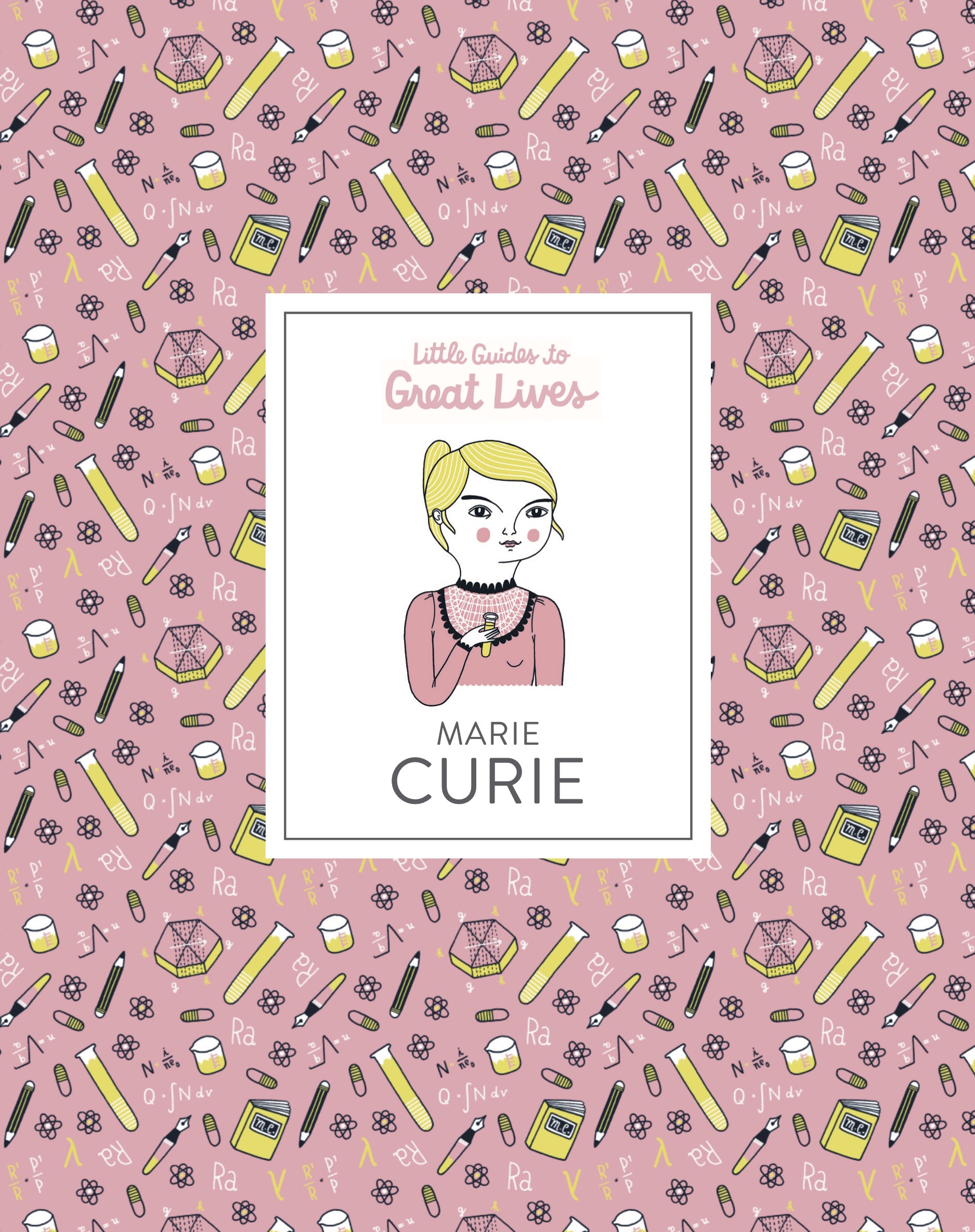 Little Guides to Great Lives: Marie Curie - Product Thumbnail