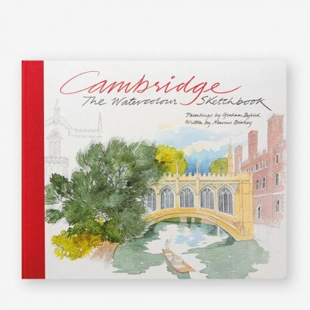 Cambridge: The Watercolour Sketchbook