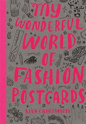 My Wonderful World of Fashion Postcards - Product Thumbnail