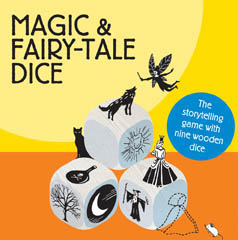 Magic & Fairy-Tale Dice - Product Thumbnail