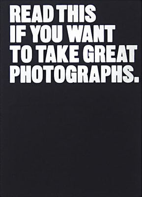 Read This if You Want to Take Great Photographs - Product Thumbnail