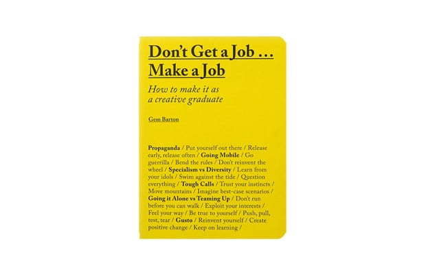 Don't Get a Job…Make a Job - Product Thumbnail