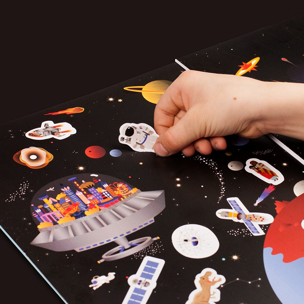 Sticker Books - Category Image