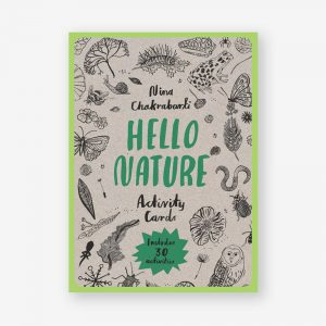 Hello Nature Activity Cards Laurence King