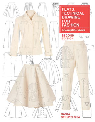 Flats: Technical Drawing for Fashion, Second Edition - Product Thumbnail