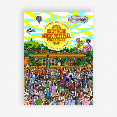 The World's Greatest Music Festival Challenge