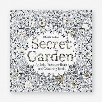 Secret Garden Colouring Book - Laurence King Publishing
