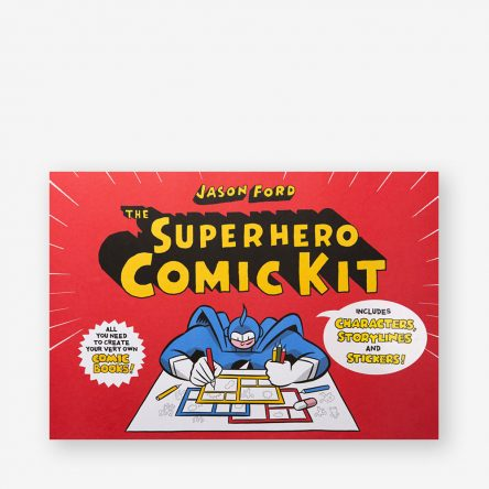 The Superhero Comic Kit