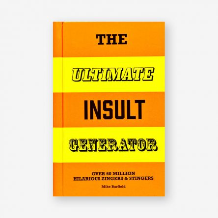 The Ultimate Insult Generator