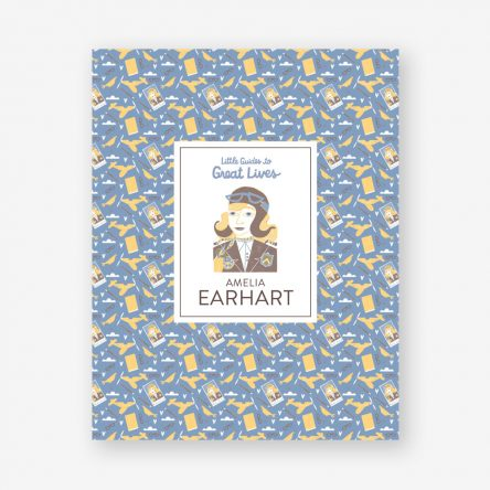 Little Guides to Great Lives: Amelia Earhart - product image