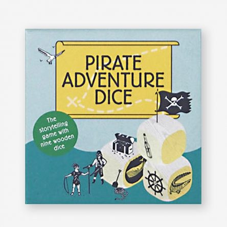 Pirate Adventure Dice