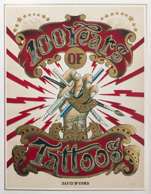 100 Years of Tattoos - Product Thumbnail