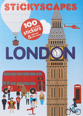 Stickyscapes London - Product Thumbnail