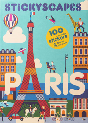 Stickyscapes Paris - Product Thumbnail