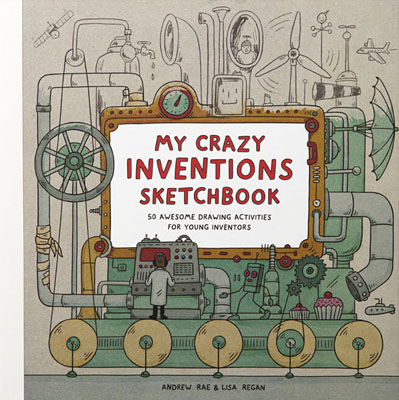 My Crazy Inventions Sketchbook - Product Thumbnail