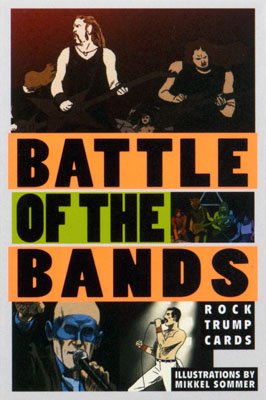 Battle of the Bands - Product Thumbnail