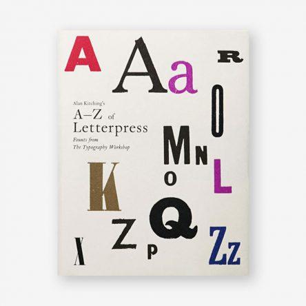 Alan Kitching's A-Z of Letterpress