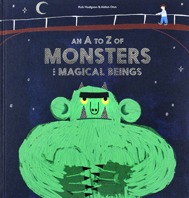 An A to Z of Monsters and Magical Beings - Product Thumbnail