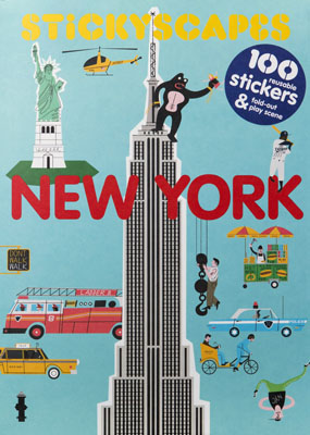 Stickyscapes New York - Product Thumbnail