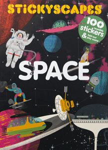 Stickyscapes Space - Product Thumbnail
