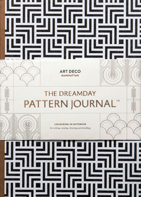 The Dreamday Pattern Journal: Art Deco – Manhattan - Product Thumbnail