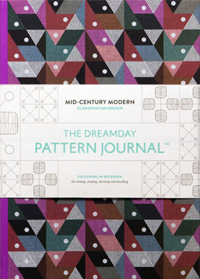 The Dreamday Pattern Journal: Mid-Century Modern – Scandinavian Design - Product Thumbnail