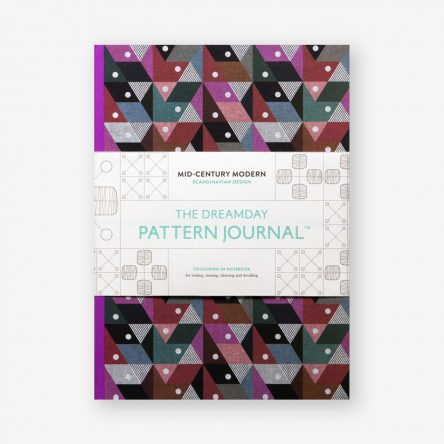 The Dreamday Pattern Journal: Mid-Century Modern – Scandinavian Design