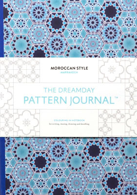 The Dreamday Pattern Journal: Marrakech: Moroccan Style - Product Thumbnail