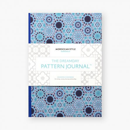 The Dreamday Pattern Journal: Marrakech: Moroccan Style