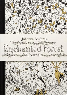 Johanna Basford's Enchanted Forest Journal - Product Thumbnail