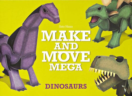 Make and Move Mega: Dinosaurs - Product Thumbnail