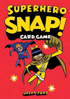 Superhero Snap! - Product Thumbnail