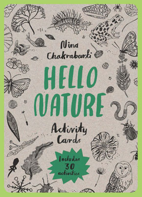 Hello Nature Activity Cards - Product Thumbnail
