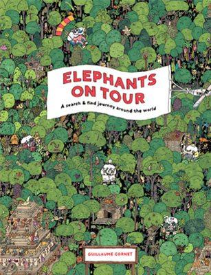 Elephants on Tour - Product Thumbnail
