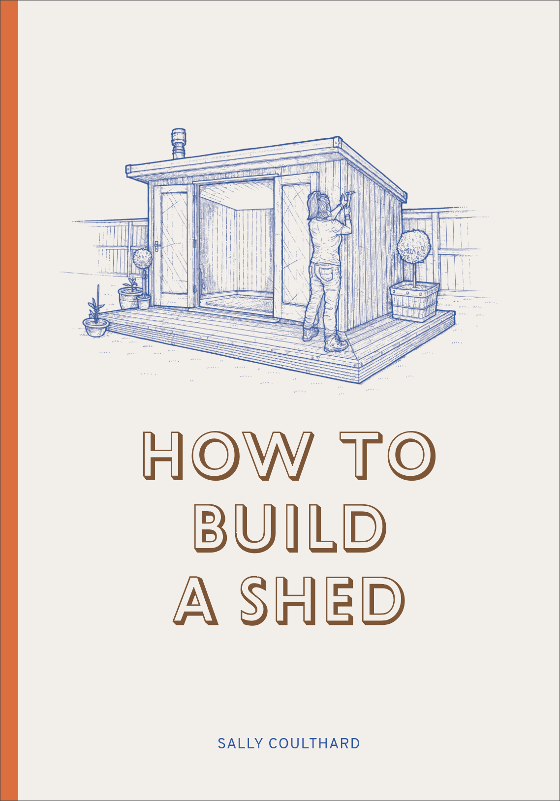 How to Build a Shed - Product Thumbnail