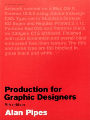 Production for Graphic Designers, Fifth Edition - Product Thumbnail