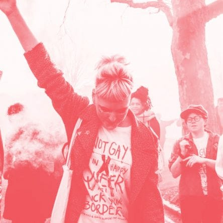 Protest + Survive - Blog Image