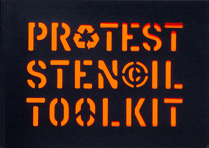 Protest Stencil Toolkit - Product Thumbnail