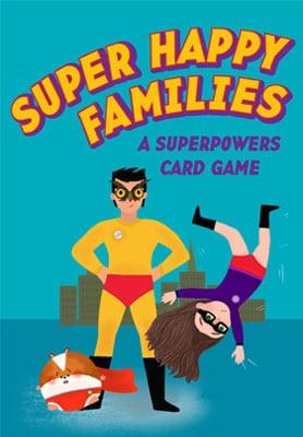 Super Happy Families - Product Thumbnail