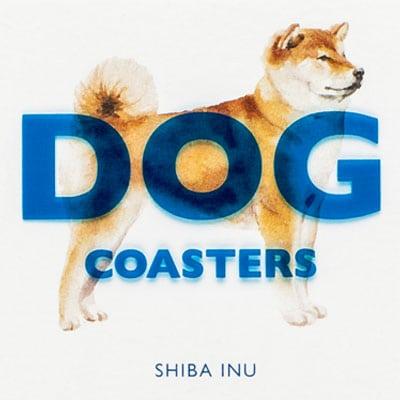 Dog Coasters - Product Thumbnail