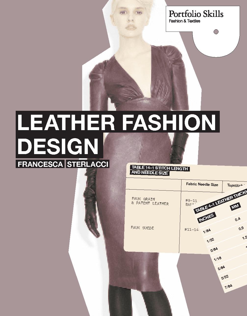 Leather Fashion Design - Product Thumbnail