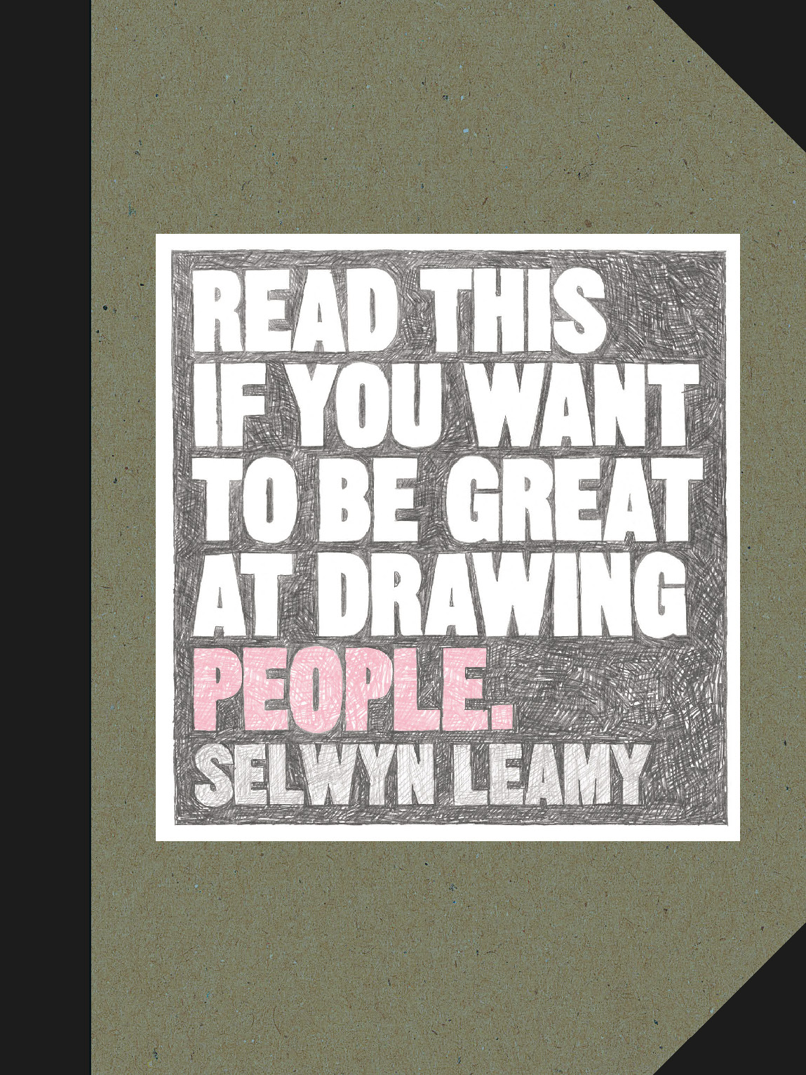 Read This if You Want to Be Great at Drawing People - Product Thumbnail