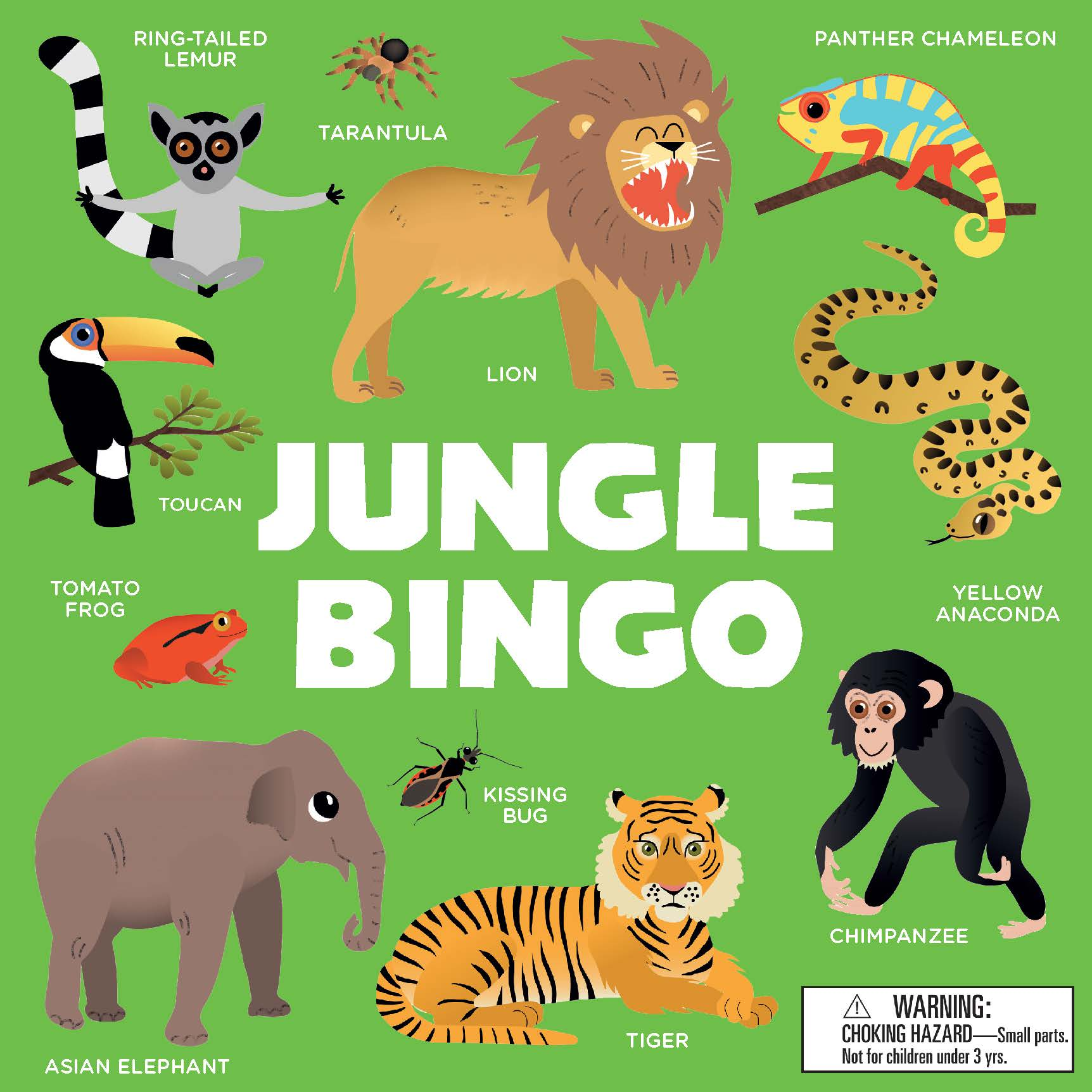 Jungle Bingo - Product Thumbnail