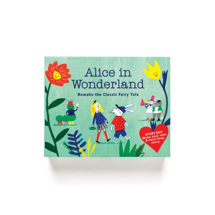 Alice in Wonderland (Story Box)