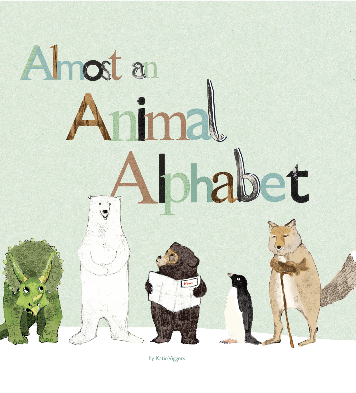 Almost an Animal Alphabet - Product Thumbnail