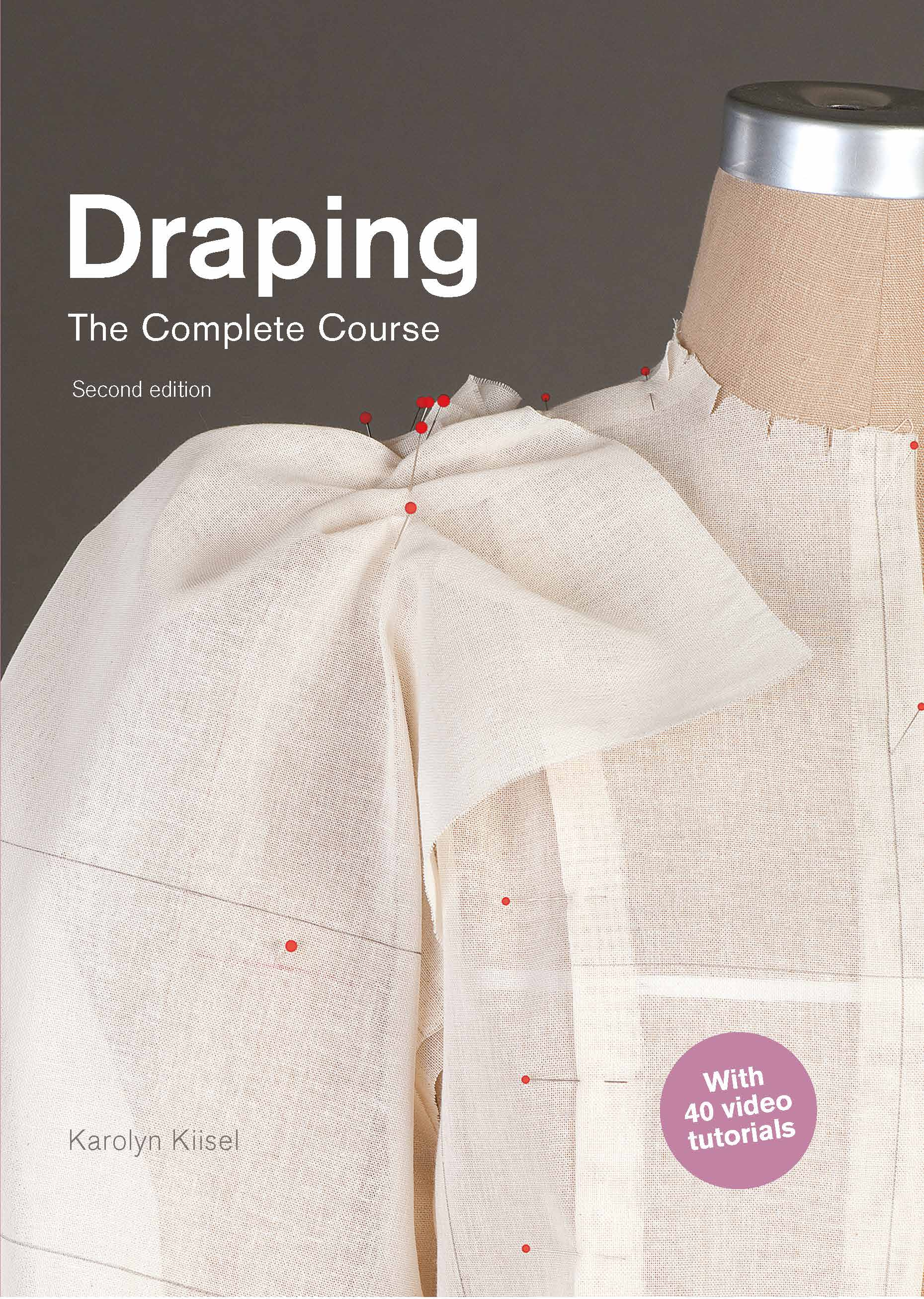 Draping: The Complete Course, Second Edition - Product Thumbnail