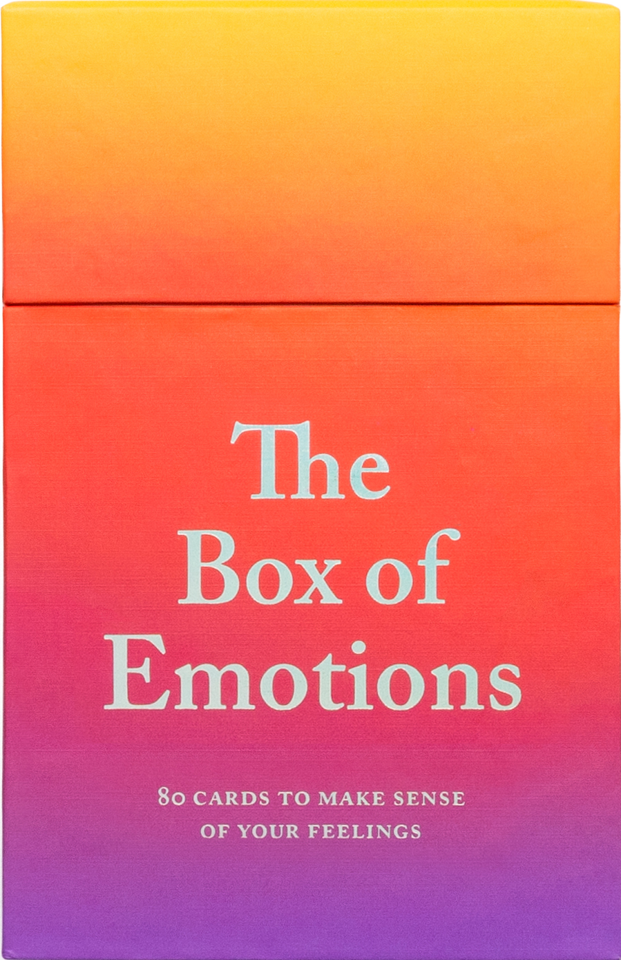 The Box of Emotions - Product Thumbnail