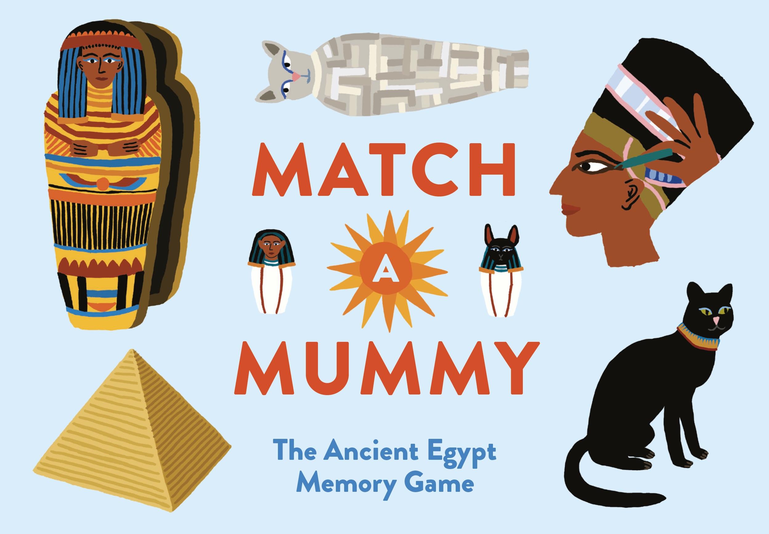 Match a Mummy - Product Thumbnail
