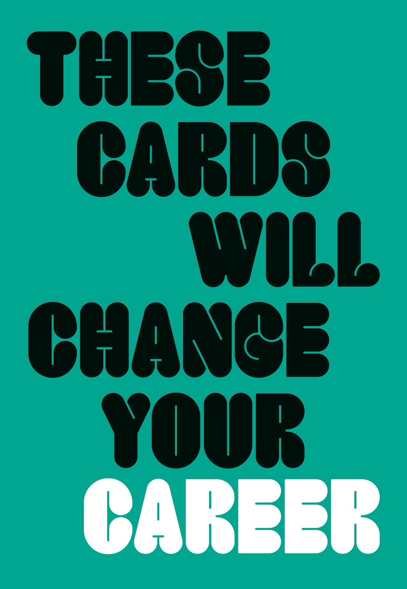 These Cards Will Change Your Career - Product Thumbnail
