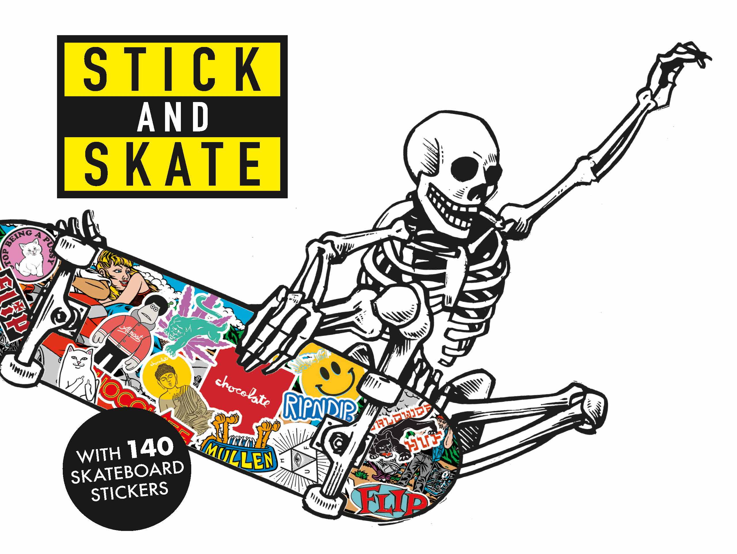 Stick and Skate - Product Thumbnail